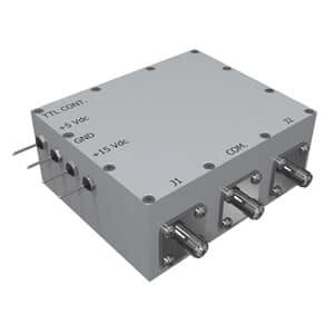 High Power Solid-State RF Switches