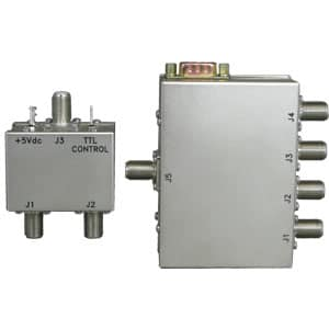 75 Ohm Solid-State RF Switches