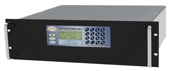 Handover Test System with Limited Fan-out and Programmable Step Attenuators