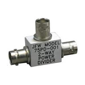 75 Ohm Resistive Power Divider/Combiners