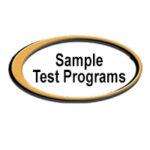 Sample GUI Test Programs