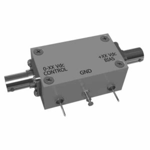 Analog Programmable Attenuators