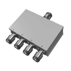 Reactive Power Divider/Combiner
