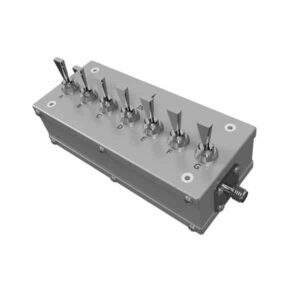 Toggle Attenuators