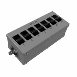 Rocker Attenuators