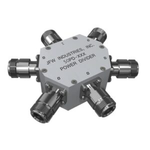 50 Ohm High Power Resistive Power Divider/Combiners
