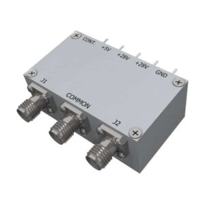 Medium Power Solid-State RF Switches