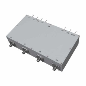 Power Solid-State Coaxial Switch