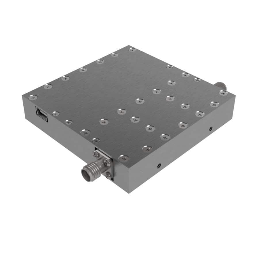 USB Attenuator 200-6000MHz 0-95dB x 1dB | 50P-2014 - JFW Industries