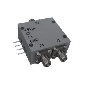 Solid-State Coaxial Switch