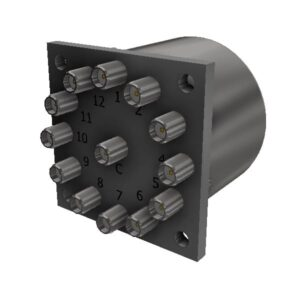 50 Ohm Electro-Mechanical RF Switches (Absorptive)