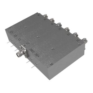 50 Ohm Solid-State RF Switches (Absorptive) - Page 9 of 10