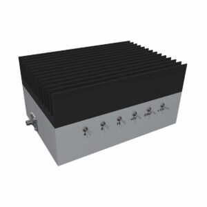 High Power Solid-State Programmable Attenuators