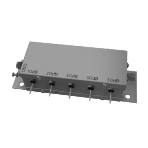 50 Ohm Relay Programmable Attenuators