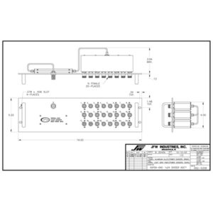 Power Divider/Combiner Assembly