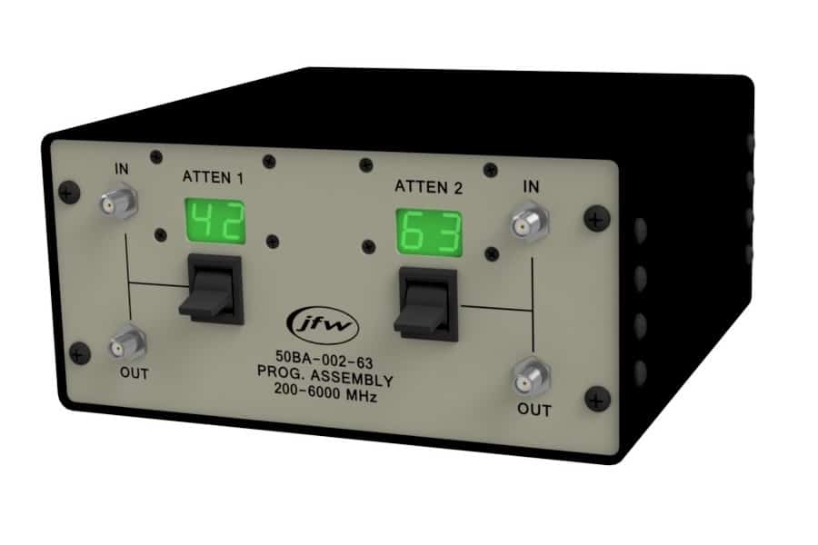 jfw industries specialists in attenuation and rf switching jfw rh jfwindustries com RF Attenuator Circuit Step Attenuator RF